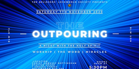 The Outpouring tickets