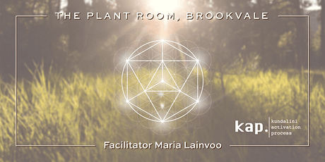 Kundalini Activation Process – KAP Brookvale tickets