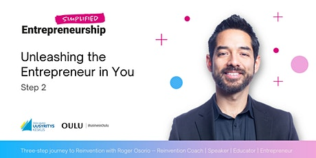 Unleashing the Entrepreneur in You - Step 2 tickets