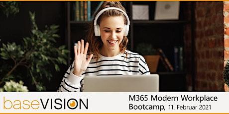 M365 Modern Workplace Bootcamp Tickets