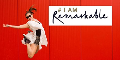 #IamRemarkable WORKSHOP (Mixed Gender) tickets
