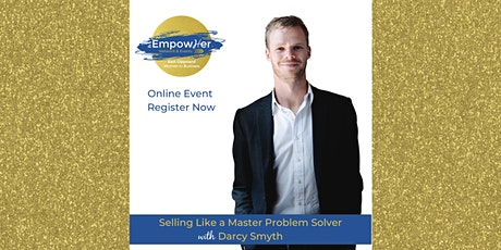 Selling Like a Master Problem Solver tickets