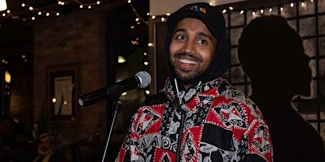 HRFF+ JAYU SLAMS: Individual Poetry Slam tickets