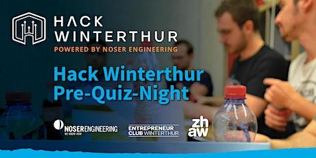 Hack Winterthur Pre-Quiz-Night tickets