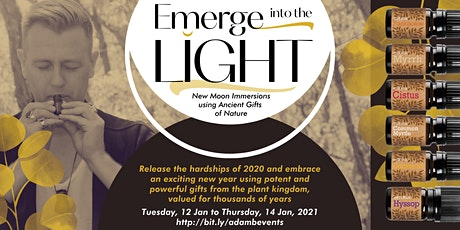 Emerge Into The Light tickets