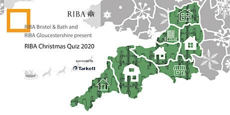 RIBA South West Big Christmas Quiz 2020 tickets