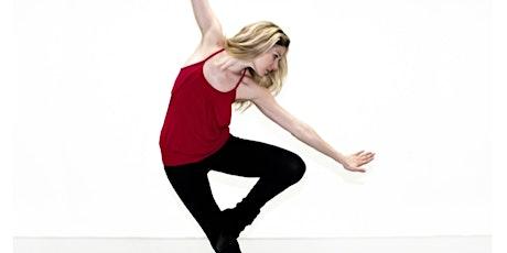 JAZZ DANCE für Erwachsene - MONTAGS 18:15 - 19:15 Uhr