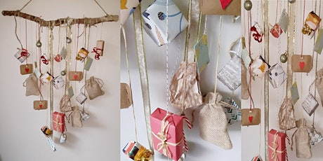 Make Your Own Rustic Christmas Advent Calendar tickets