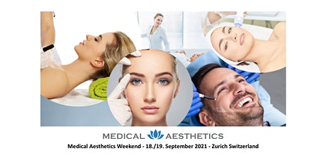 Medical Aesthetics Weekend tickets