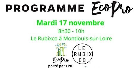 Programme EcoPro - mardi 17 novembre billets