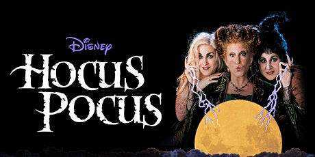 The Greatest Show  DRIVE IN   HOCUS POCUS  Film Night - Chesterfield tickets