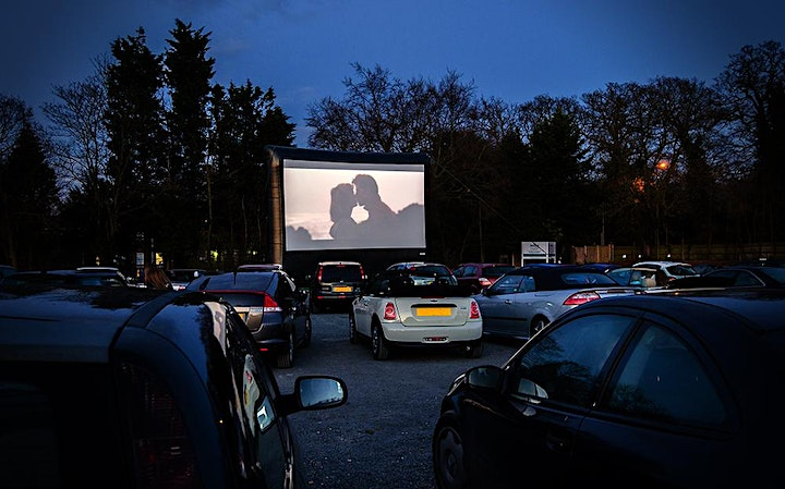 The Big Unlock- Grease Party - Drive-In Cinema Night-  Chesterfield image