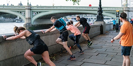 Never Stop London 7km Run with Strength Work tickets