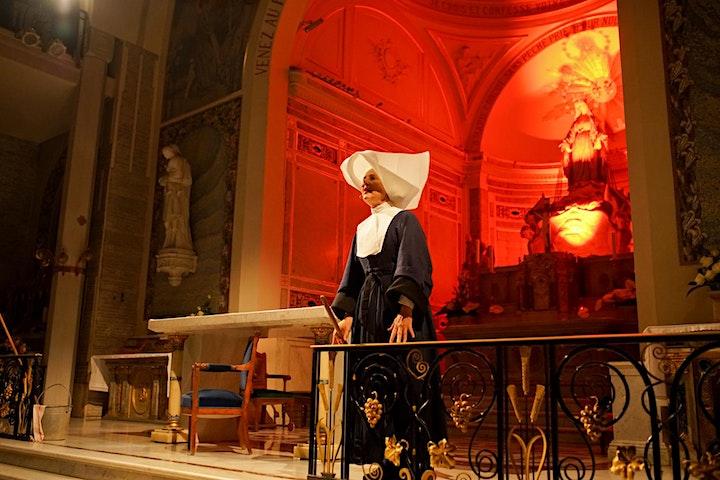 """Image pour Catherine Labouré """"Un coeur brûlant de charité"""". Évocation des Apparitions"""