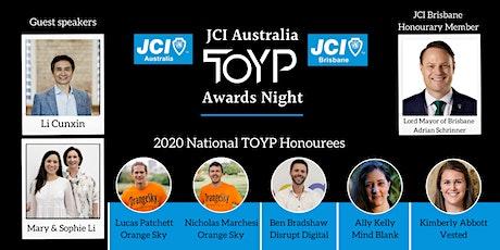 JCI Australia TOYP Awards Night tickets