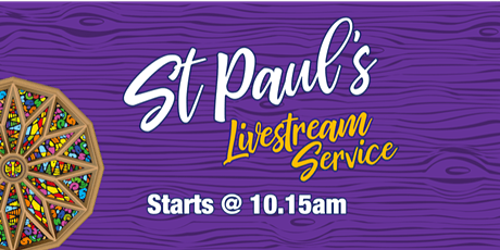 Live Stream Service - 1st November AM (All-Age) tickets