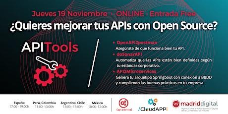 ¿Quieres mejorar tus APIs con herramientas Open Source? entradas