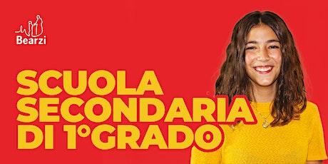 SCUOLA APERTA / SECONDARIA [8 Novembre] biglietti