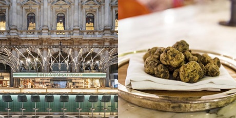 Four-Course White Truffle Dinner at Fortnum & Mason in The City tickets