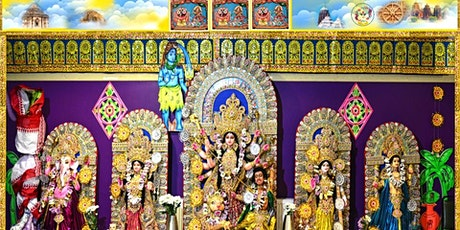 Durga Puja 2021 - দুর্গা পূজা ২০২১ Dublin, Ireland tickets