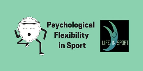 Psychological Flexibility in Sport tickets