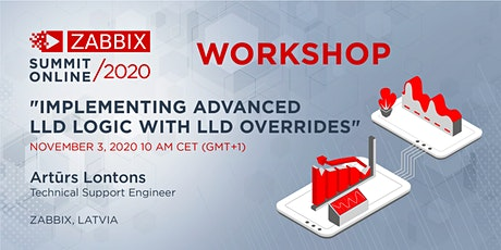 Workshop: Implementing advanced LLD logic with LLD overrides tickets