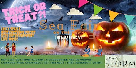 Marion Sea Fair, HALLOWEEN SPECIAL tickets
