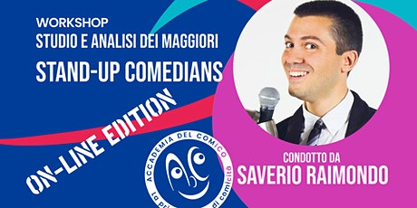 Studio e analisi Stand-Up Comedians/On-Line