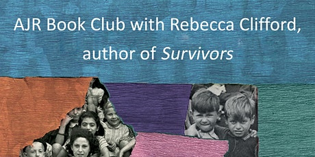 AJR Book Club with Rebecca Clifford, author of Survivors tickets