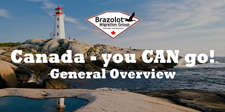 Canada -You CAN go! - General Overview, Family Class, Provincial Nominee tickets