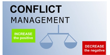 Conflict Management 1 Day Training in New York, NY tickets