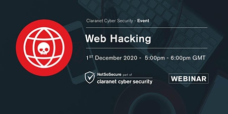 The Art of Hacking: Introduction to Web Applications - Webinar tickets