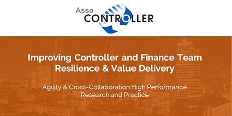 """""""Improving Controlling and Finance Team Resilience & Value Delivery"""" tickets"""