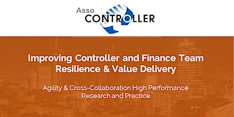 """Improving Controlling and Finance Team Resilience & Value Delivery"" biglietti"
