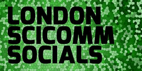 London Scicomm Socials Charity Christmas Quiz tickets