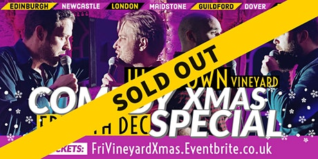 Comedy Christmas Special at the Vineyard!! tickets