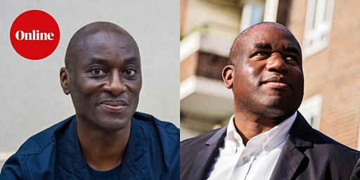 In conversation with Ekow Eshun and David Lammy MP