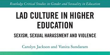 Book Launch: Lad Culture in Higher Education tickets