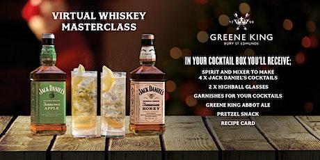 Jack Daniel's Virtual Whiskey Masterclass tickets