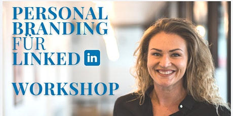 Personal Branding auf LinkedIn - Workshop mit Patrizia Czech Tickets