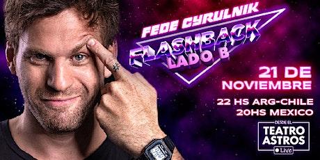 FEDE CYRULNIK! Show en vivo! (online) entradas