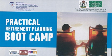 INTERNATIONAL PRACTICAL RETIREMENT PLANNING BOOT CAMP FOR JUDGES tickets