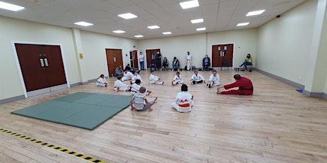 Dragon Warriors Ju Jitsu & Self-Defence (6-14yrs) tickets