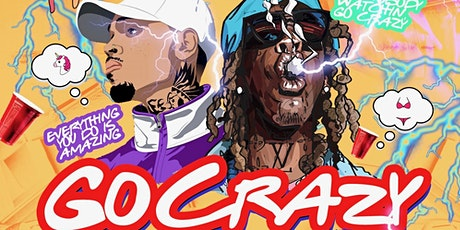 Go Crazy - Music x Games x Food tickets