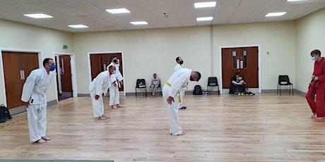 Adults Ju Jitsu & Self-Defence (15+yrs) tickets