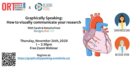 ORT Webinar:Graphically Speaking: How to visually communicate your research tickets
