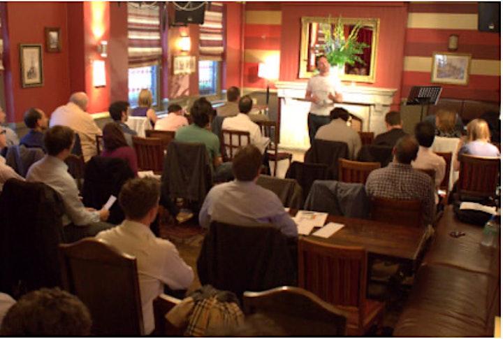 Gain Confidence/Learn public speaking skills -Holborn Speakers-Toastmasters image