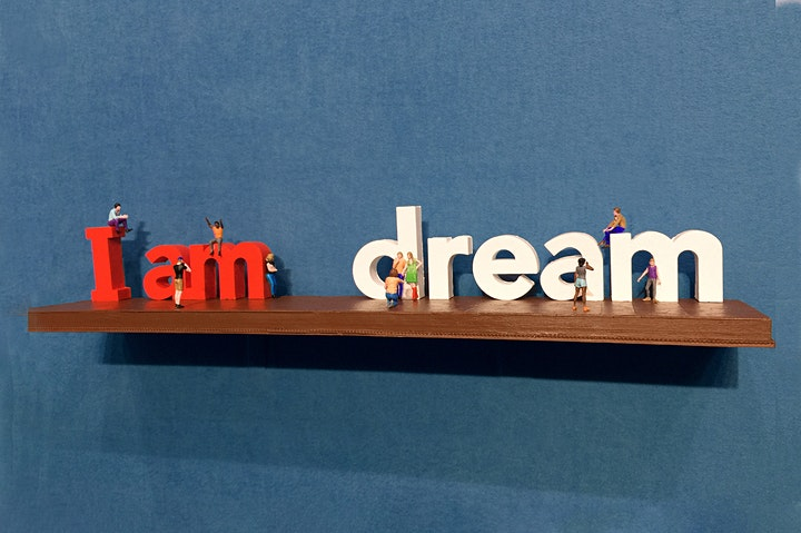 Afbeelding van Meet and Greet artists at Dadara's 'I am dream'- redream your city