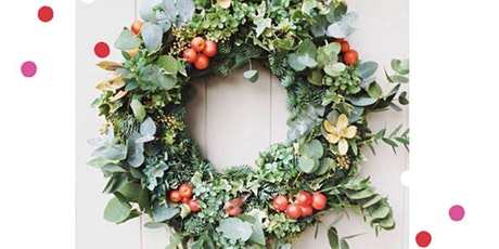 Wreath-Making with Willow Crossley tickets
