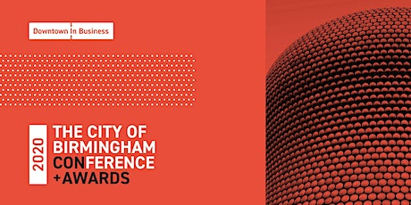 City of Birmingham Conference + Awards 2021 tickets